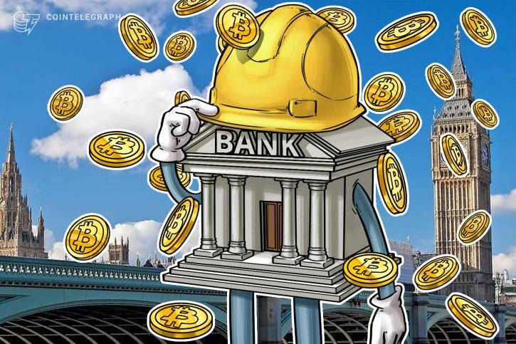 Bank of England Governor: Open to the Idea of a Central Bank Digital Currency